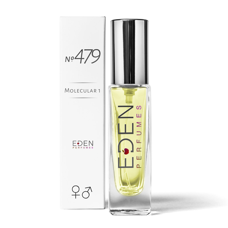 No.479 Molecular 1 -  Woody Floral Musk Unisex